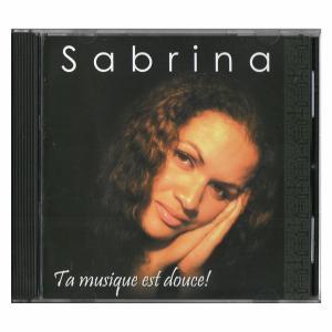タヒチアンCD  Sabrina /Ta musique est douce! クロネコDM便で送料100円|tahiti-surf