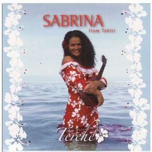 タヒチアンCD  Sabrina from Tahiti サブリナ Terehe タハア タヒチアンミュージック クロネコDM便で送料100円|tahiti-surf