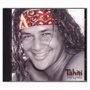 タヒチアンCD TAPU arii /Tahiti タプアリィ クロネコDM便で送料100円|tahiti-surf