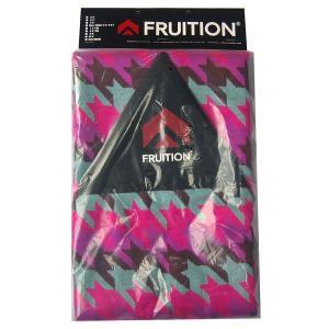 サーフボードケース Fruition ニットケース 6'6/198cm CHIDORI ピンク フリュージョン ショートボードケース|tahiti-surf