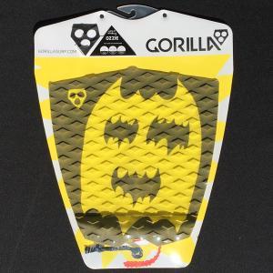 サーフィン用デッキパット ゴリラグリップ GORILLA GRIP Ozzie  Bat Guy オージーライト バットガイ Tail Pad デッキパッチ surf サーフィン tahiti-surf