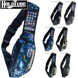 ベルト型ポーチ HOLDTUBE A-FIELD ホールドチューブ エーフィールド iPhone6 plus対応 ウエストポーチ ウエストバッグ iPhoneケース スマホケース 送料無料|tahiti-surf