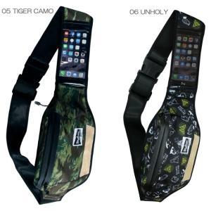 ベルト型ポーチ HOLDTUBE A-FIELD ホールドチューブ エーフィールド iPhone6 plus対応 ウエストポーチ ウエストバッグ iPhoneケース スマホケース 送料無料|tahiti-surf|04