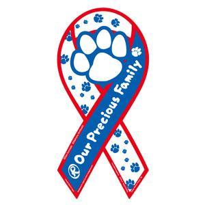 リボンマグネット RibbonMagnet ドッグシリーズ  ドッグフット DOGFOOT DOG 犬 黒崎玄デザイン 売上の一部が募金に メール便で送料無料  tahiti-surf