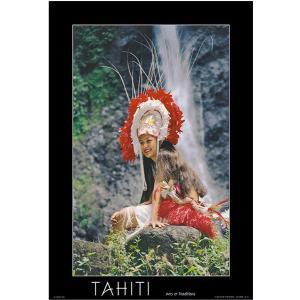 セール品 タヒチ・ポスター(タヒチアンダンサー)|tahiti-surf