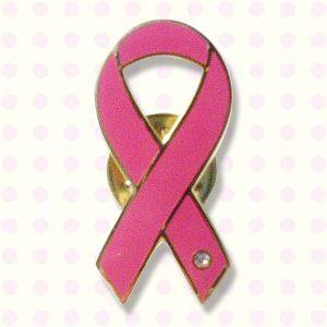 リボンピンバッジ Pins ピンクリボン 乳がん患者とその家族への理解と支援 日本対がん協会募金 バッチ レビュー書いてポイント3倍 メール便で送料無料|tahiti-surf