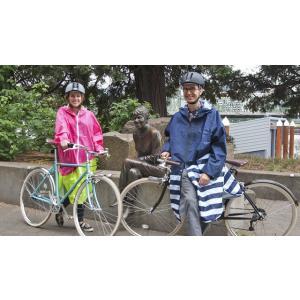 PORD レディース レインポンチョ 女性向 自転車 レインコート 耐水 雨合羽 アウトドア キャンプ 登山 レイングッズ 梅雨 女性用 カッパ かっぱ |tahiti-surf|20