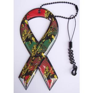 セール!小売価格1050円 リボンドネーションチャーム Ribbon Donation Charm ジャーライオン 100円寄付商品 メール便で送料無料|tahiti-surf