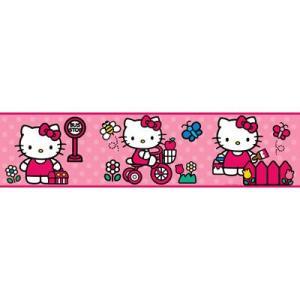 ウォールステッカー ワールドオブハローキティジャイアント World of Hello Kitty ルームメイツ  tahiti-surf