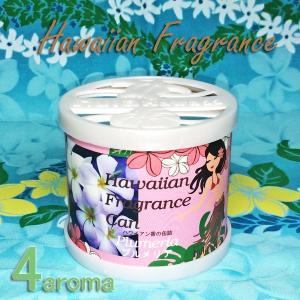 ハワイアンフレグランス缶 4タイプ プルメリア ピカケ ガーデニア ココナッツ フラ ハワイ 芳香剤  ※クロネコDM便メール便不可|tahiti-surf