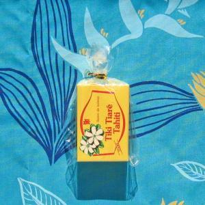 MONOI TIARE TAHITI タヒチ産 タヒチモノイティアレ石鹸37gティアレ モノイオイル使用 100%植物成分 原産国タヒチ島|tahiti-surf