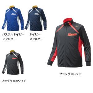 【MIZUNO】ミズノ ミズノプロ ウォームアップシャツ 12jc6r01 tai-spo