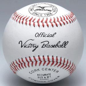 【MIZUNO】ミズノ 硬式ボール ビクトリー高校試合球 1ダース売り 1bjbh10100|tai-spo