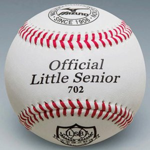 【MIZUNO】ミズノ 硬式ボール 702リトルシニア試合球 1ダース売り 1bjbl70210|tai-spo
