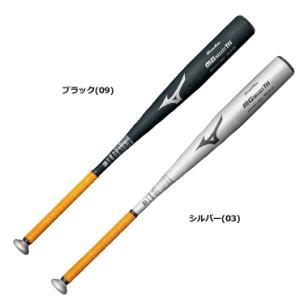 【MIZUNO】ミズノ 硬式用金属バット グローバルエリートMGセレクトTH (84cm/900g以上) 1cjmh11284 tai-spo