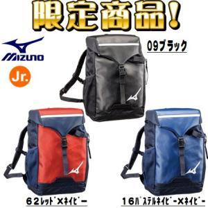 【MIZUNO】ミズノ 限定 ジュニア用バックパック ベースボールコレクション 1fjd6923|tai-spo
