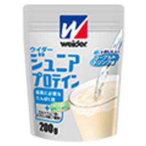★ 【weider】ウイダー ジュニアプロテイン 210g ヨーグルトドリンク味 28mm22600|tai-spo
