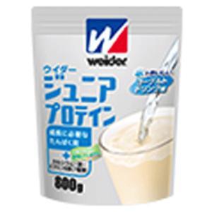 ★ 【weider】ウイダー ジュニアプロテイン 800g ヨーグルトドリンク味 28mm22601|tai-spo