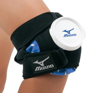 ★ 【MIZUNO】ミズノ アイシングサポーター肘、膝用 ジュニアサイズ 2za2410|tai-spo
