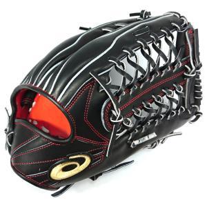 【asics】アシックス 野球館オリジナル 硬式グローブ ゴールドステージ 外野手用 オーダーグラブ asics-12 tai-spo