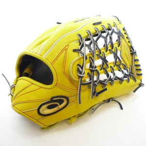 【asics】アシックス 野球館オリジナル 硬式グローブ ゴールドステージ 外野手用 オーダーグラブ asics-21 tai-spo
