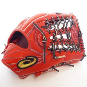 【asics】アシックス 野球館オリジナル 硬式グローブ ゴールドステージ 外野手用 オーダーグラブ asics-22 tai-spo