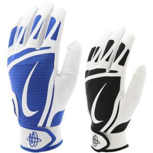 【NIKE】ナイキ 野球用 バッティング手袋 両手組 ハラチ エッジ ba1003|tai-spo