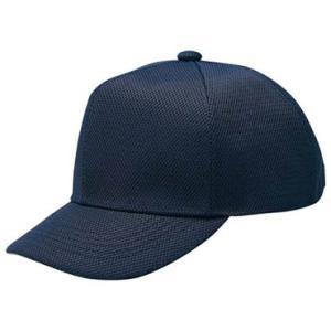 【ZETT】ゼット 球審・塁審兼用帽子 タフデイズ ネイビー bh206|tai-spo