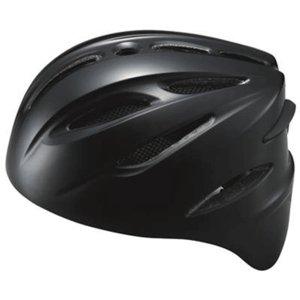 【ZETT】ゼット 硬式用キャッチャーヘルメット ブラック bhl400-1900|tai-spo