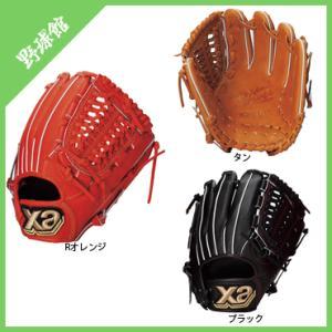 【Xanax】ザナックス 軟式ジュニア用グローブ ザナパワーシリーズ オールラウンド用 サイズ0J bjg-4027|tai-spo