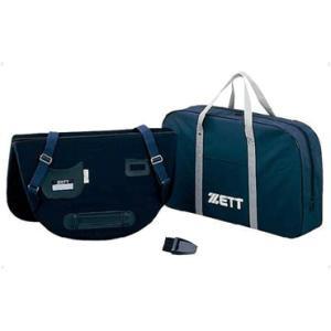 ★ 【ZETT】ゼット 審判用プロテクター ネイビー bl2007b|tai-spo