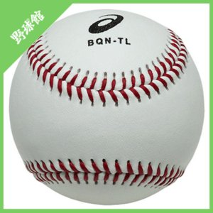 【asics】アシックス 硬式練習用ボール LITE SHOW Fホワイト bqn-tl|tai-spo
