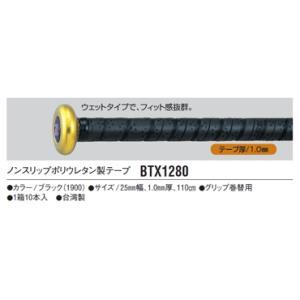 【ZETT】ゼット ノンスリップポリウレタン製テープ btx1280|tai-spo