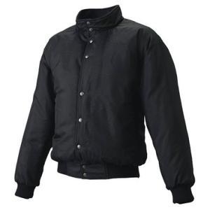 【SSK】エスエスケイ フロントボタンオープングランドコート ブラック bwg1005-90|tai-spo