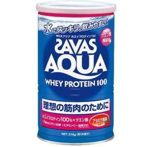 ★ 【ZAVAS】ザバス アクアホエイプロテイン100 378g アセロラ風味 ca1335 |tai-spo