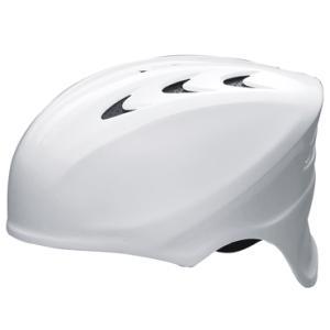 ★ 【SSK】エスエスケイ 軟式用キャッチャーヘルメット ホワイト ch210-10|tai-spo