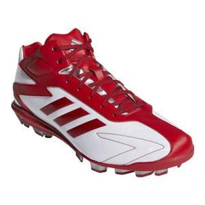 【adidas】アディダス ポイントスパイク アディゼロ T3 MID ポイント cq1268|tai-spo