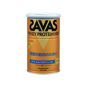 ★【ZAVAS】ザバス ホエイプロテイン バニラ味 360g cz7355|tai-spo