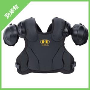 【Hi-GOLD】ハイゴールド 審判用インサイドプロテクター マットブラック dx-150|tai-spo