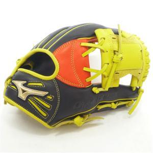 【MIZUNO】ミズノ 野球館オリジナル 少年軟式グローブ グローバルエリートRG L寸 オーダーグラブ ge-jr6|tai-spo