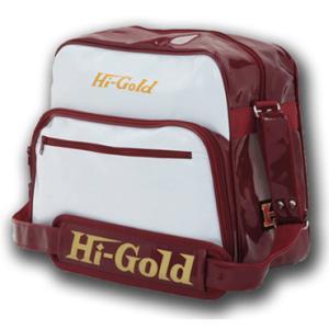 ★ 【Hi-GOLD】ハイゴールド エナメルショルダーバッグ hb-8800|tai-spo