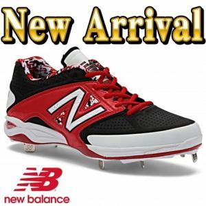 【NEW BALANCE】ニューバランス ウレタン埋め込み金具スパイク l4040br2 レッド|tai-spo