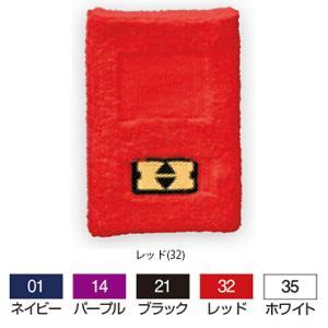 【Hi-GOLD】ハイゴールド リストバンド 刺繍に便利な窓付きタイプ lbr-10|tai-spo
