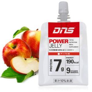 ★ 【DNS】 DNSパワーゼリー 1カートン(6個入り) アップル風味 dns power jelly apple|tai-spo