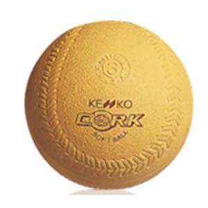 ★ 【KENKO】ケンコー 新ケンコーソフトボール3号イエロー(1ダース) s3c-y-new tai-spo