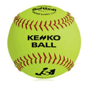 【KENKO】ケンコー 新ケンコーソフトボール3号革(1ダース) s3h-y tai-spo
