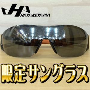 【HATAKEYAMA】ハタケヤマ 限定サングラス スモーク×オレンジ sg-15so|tai-spo