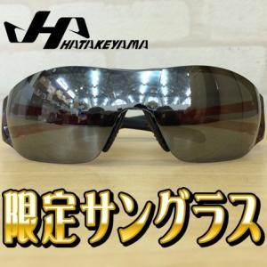 【HATAKEYAMA】ハタケヤマ 限定サングラス クリアレッド sg-15rb|tai-spo