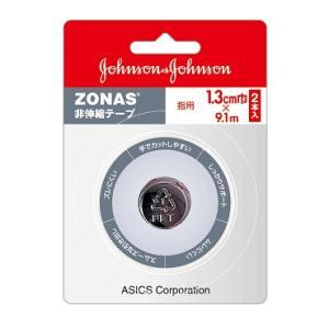 【asics】アシックス Johnson&Johnson非伸縮テープ1.3cm指用 tj0612 tai-spo