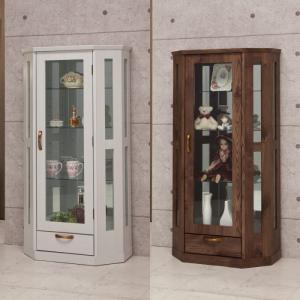コレクションボード 鍵付き 幅71cm ブレス (H=139cm)|taiho-kagu